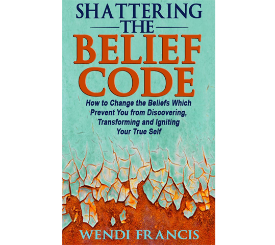 Shattering the Belief Code Cover